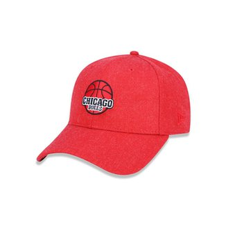 db0f4bfd1830b Boné 940 Chicago Bulls NBA Aba Curva Snapback New Era