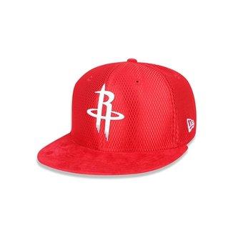 Boné 950 Houston Rockets NBA Aba Reta Snapback New Era 6b51f87da75