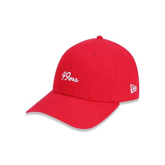 Boné 940 San Francisco 49ers NFL Aba Curva New Era - Compre Agora ... b3c0921b91c