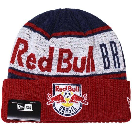 8eaf519e98b2f Touca New Era Red Bull Br Soccer Rs - Vermelho - Compre Agora