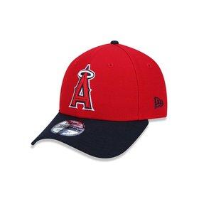 Boné New Era MLB Los Angeles Angels Aba Curva 940 Basic - Compre ... 60070ec832c