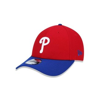 Boné 940 Philadelphia Phillies MLB Aba Curva Snapback New Era ee780c81148