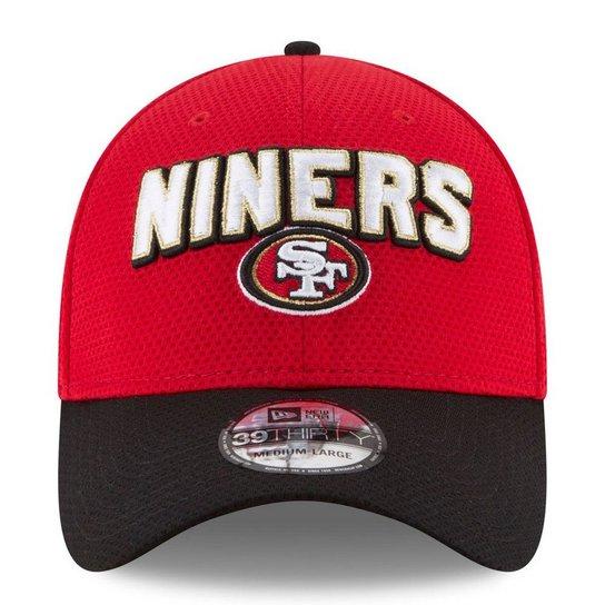 c1966bea1b836 Boné San Francisco 49ers Draft 2018 3930 - New Era - Compre Agora ...