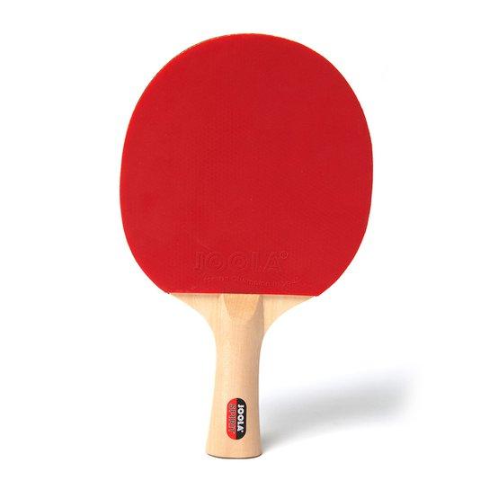 9000c255e ... Kit 4 Raquetes de Ping Pong   Tênis de Mesa c  10 Bolas Joola ...