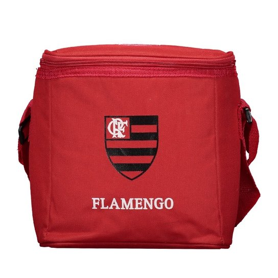 76a2fc0f1 Bolsa Térmica Flamengo - Vermelho | Netshoes