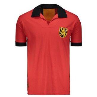 Camisa Bélgica Retrô N° 10 Masculina 34f598171a0cf