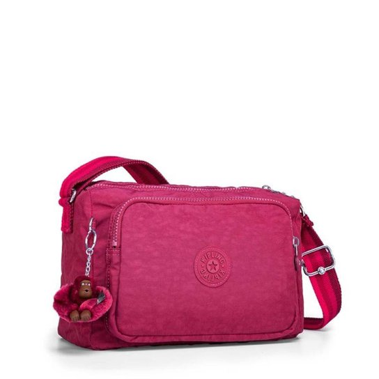 599b23d46 Bolsa Kipling Reth Feminina - Vermelho | Netshoes