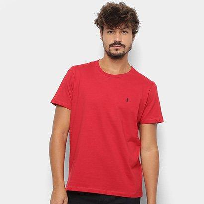 Camiseta Coca-Cola Estampa Garrafa Masculina