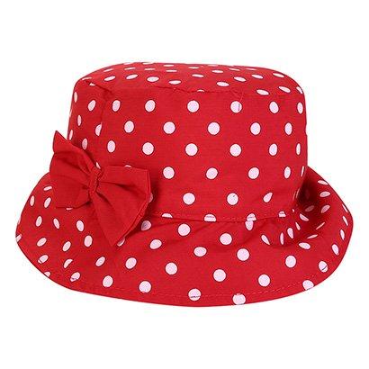 Chapéu Infantil Pimpolho Laço Feminino