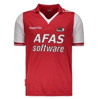 Camisa Macron Az Alkmaar Home 2013 Masculina eae42ca4f1dab