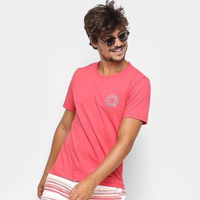 Camiseta Kohmar Lisa Meia Malha Masculina
