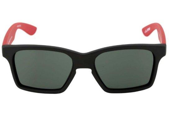 a6506c1b4 Óculos Evoke ThunderTemple Red Matte G15 Total - Vermelho