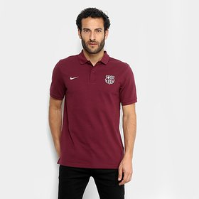 Camisa Polo Nike Barcelona League Authentic Sec - Compre Agora ... 0ff7d34733da6