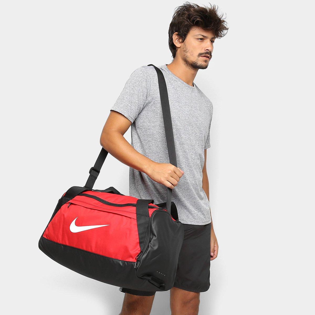 4f4d2ee76 Mala Nike de Treino Duffel Brasília - Shopping TudoAzul