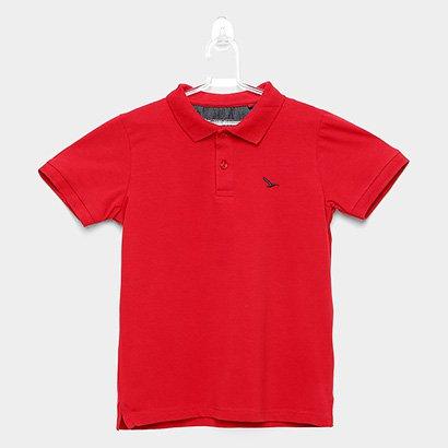 Camisa Polo Infantil Yachtmaster Masculina