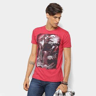 c74be7b1fe Compre Camisa Caveiracamisa Caveira Online