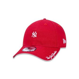 51cd20ec82232 Boné 940 New York Yankees MLB Aba Curva New Era
