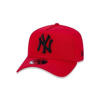 Boné 940 New York Yankees MLB Aba Curva Snapback New Era 338c223c5f0