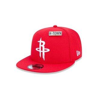 Boné 950 Houston Rockets NBA Aba Reta New Era 43d46122231