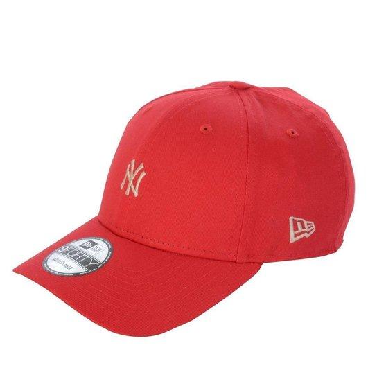 c3ab9f333 Boné New Era 940 New York Yankees MLB - Vermelho - Compre Agora ...