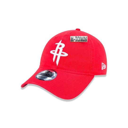 Boné 920 Houston Rockets NBA Aba Curva New Era - Compre Agora  5c06baaae9f