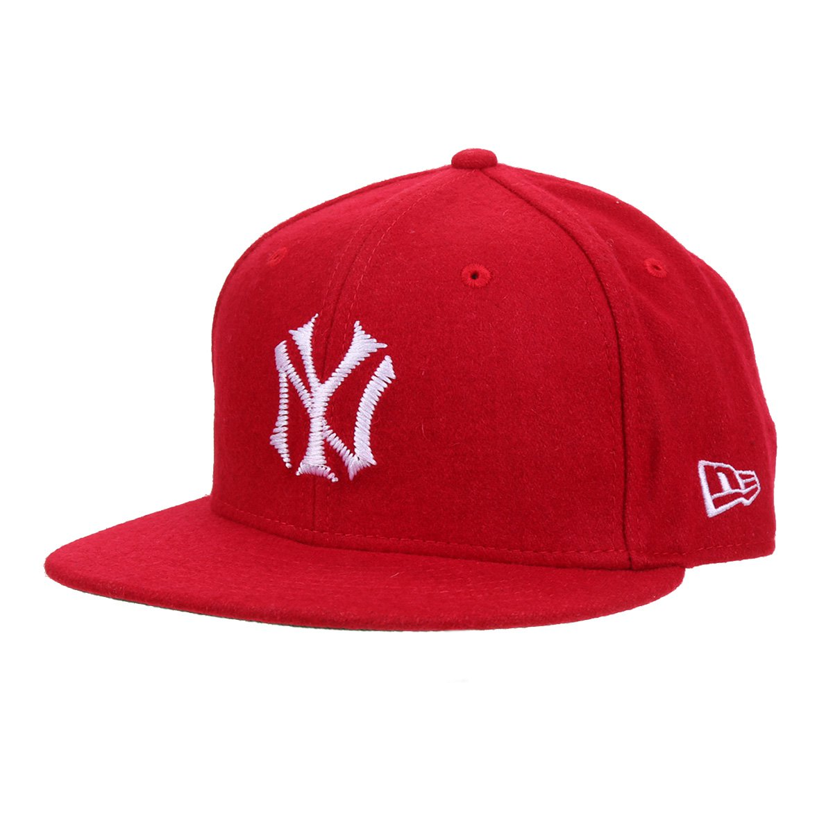 Boné New Era MLB New York Yankees Reborn 5950 Team Aba Reta