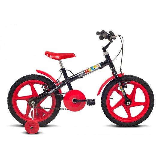 d11412d6d Bicicleta Infantil Aro 16 Verden Bikes Rock - Vermelho