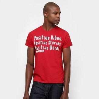 f81a5701803 Camiseta Half Time Positive
