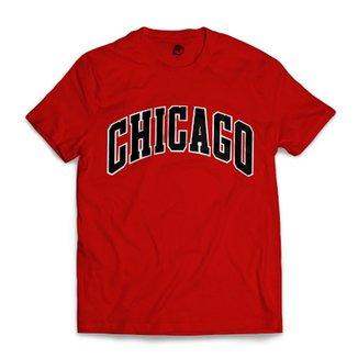 Compre Camiseta Vermelha Online  96dabe6d573
