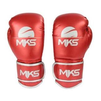 Luva Boxe Muay Thai Mks Combat Energy 83d7c3c28dbdd