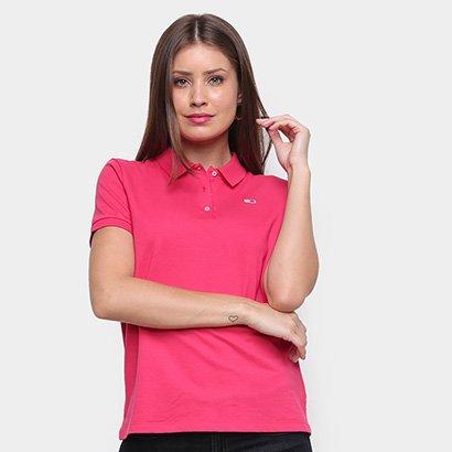 Camisa Polo Tommy Jeans Classics Feminina