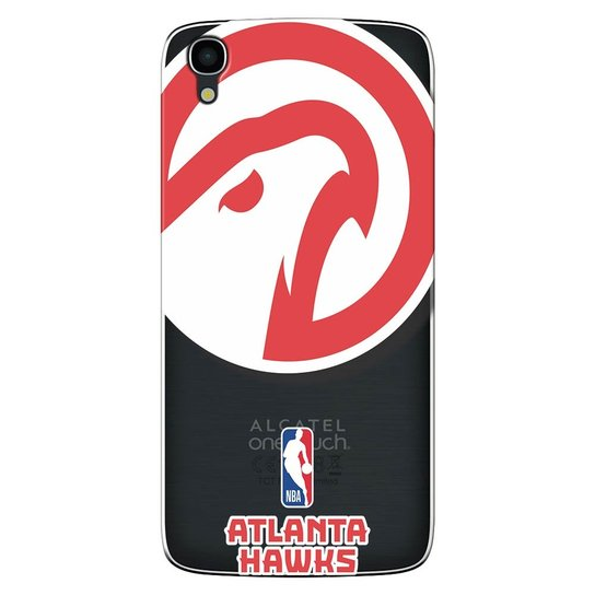 445ad7334 Capinha para Celular NBA - Alcatel Idol 3 5.5 - New Orleans Pelicans - D21 -