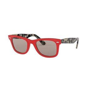 cf1747996 Óculos de Sol Ray-Ban RB2140 Original Wayfarer Denim - Compre Agora ...