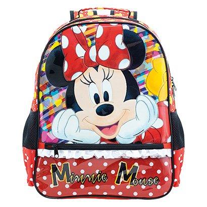 Mochila Escolar Infantil Disney Xeryus 16 Minnie Its All About Minnie Feminino