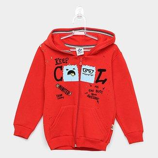 a478340570 Jaqueta Moletom Infantil Andritex Keep Cool Masculina
