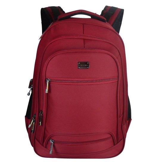 f0c928e5c Mochila Notebook Polo King MN51551PK - Vermelho