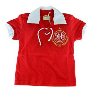 4243ac5f61768 Camisa Retrô Mania Infantil América Centenário