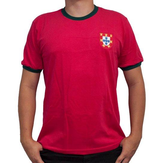 94af61cc1a3 Camisa Retrô Mania Portugal 1966 Masculina - Compre Agora