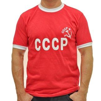 533c700e5d Camisa Retrô Mania CCCP Anos 70 Masculina