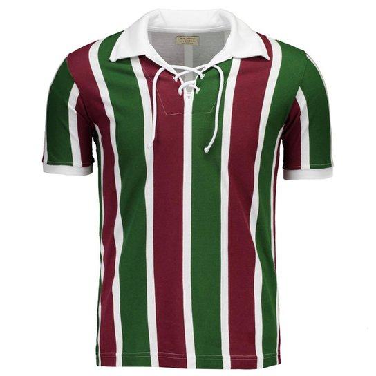 Camisa Fluminense 1910 Masculina - Vermelho - Compre Agora  4a4e88349c020