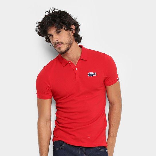 2297bdda75 Camisa Polo Lacoste Live Piquet Masculina - Compre Agora