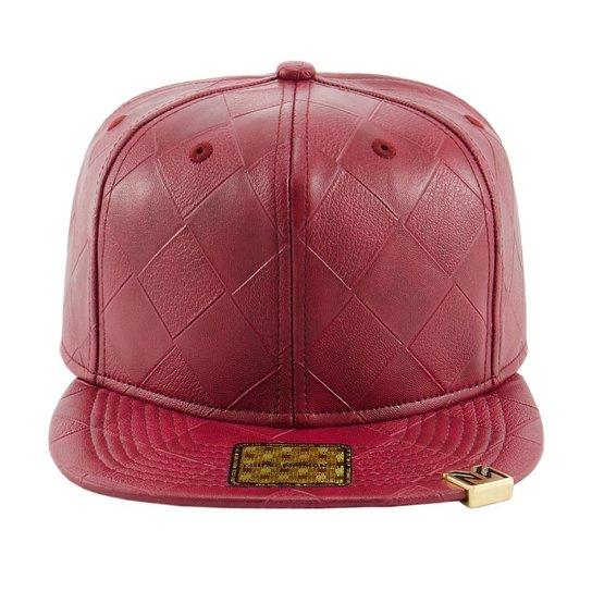 Boné Aba Reta Young Money Strapback Luxury - Vermelho - Compre Agora ... 681d20f6f7c