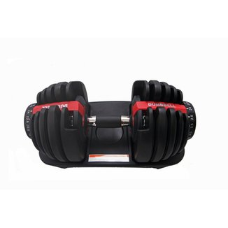 Dumbell Halter Regulável 24kg WCT Fitness