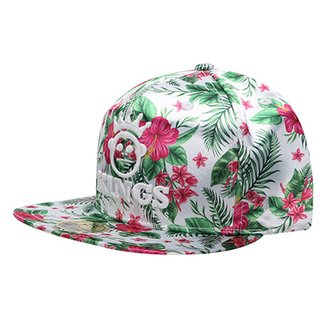 2d20609ee5cb7 Boné Kings Sneakers Tropical Flowers