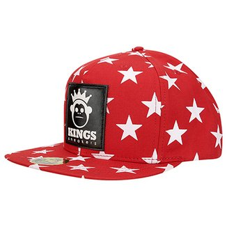 Boné Kings Sneakers Prm Stars 270542aba4c