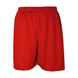 Calção Futebol Kanga Sports Masculino 1d4b09569076e