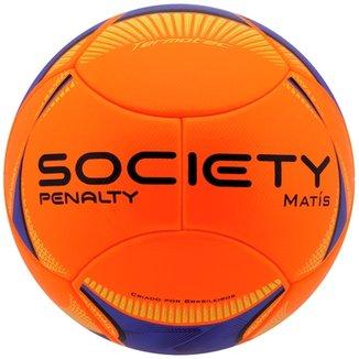 Bola Futebol Penalty Matis 5 Society af3613cbf1398