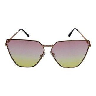c7ff4c4dc Óculos de Sol Khatto Sun Feminino