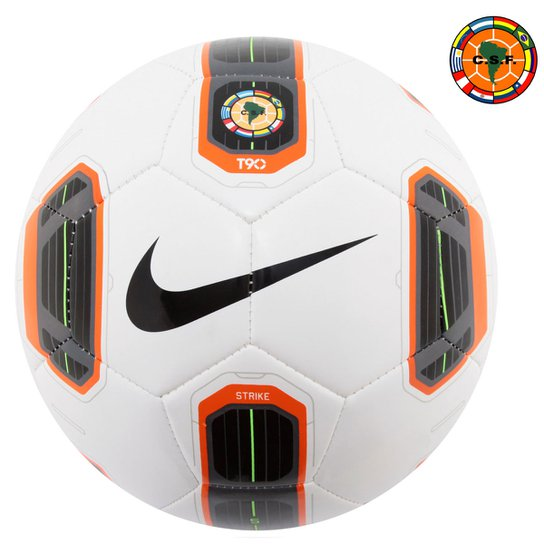 3b9d90ac11 ... O produto  Bola de Futebol Campo Topper Campeões do Mundo - Compre Agora  Netshoes 94991039c9242e  Bola Nike Strike La Liga ...