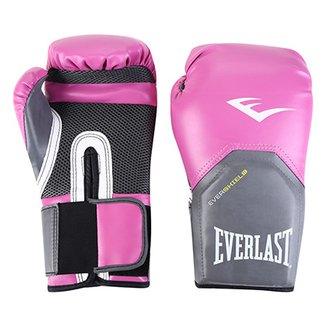 1ff4a9c9e Luva de Boxe Muay Thai Everlast Pro Style 12 oz